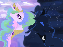 Lullaby for a prinecss by TheLittleDixie