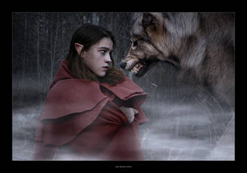 Red Riding Hood by lessthanhuman