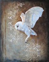 Flying grace by JennyMoedKorpela