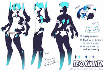Teo Reference sheet by Galactic-Rush