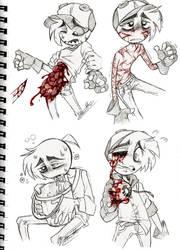 Bloody stuff by BlasticHeart
