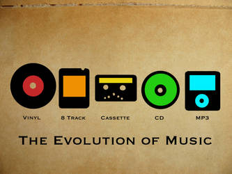 The Evolution of Music by mpissott