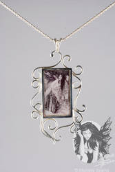 What This Way Comes Pendant by Caitria5