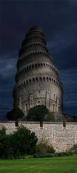 The Wizards Tower by inpose