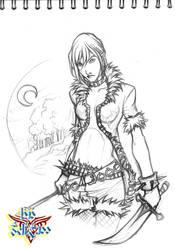 Nilmalith Ragnarokonline rogue by Springouille
