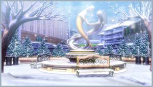 Memorial -in winter- by owen-c