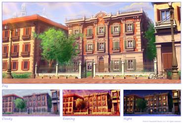 EH: Apartment Building by owen-c