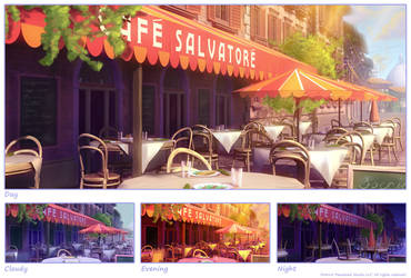 EH: Cafe by owen-c
