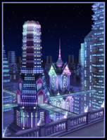 Midnight Blue by owen-c