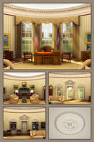 The Oval Office by owen-c