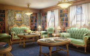 EH Sitting Room by owen-c