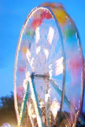 the ferris wheel by prettyflour