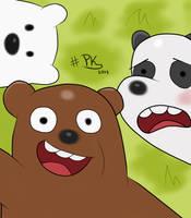 We Bare Beaars by PandaKillerGao