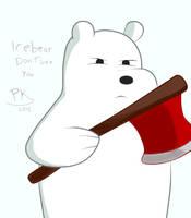 Ice Bear - We Bare Bears by PandaKillerGao
