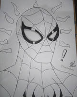 Spiderman - Spidey sense by PandaKillerGao