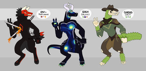 Emoji Adopts [Closed] by GoneViral