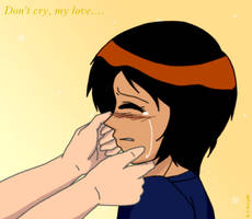'Don't Cry?' by K-Shinju88