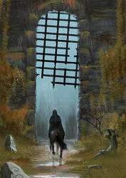 Gate by Asahisuperdry