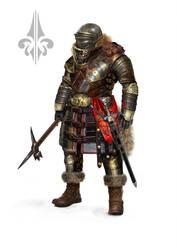 Heavy armor by Asahisuperdry