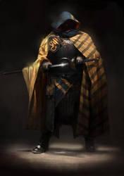 Knight by Asahisuperdry