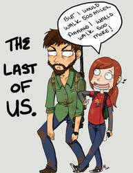 Last of Us by Su-Wan
