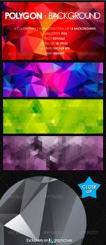 PolygonBGVol1 Preview by rixlauren