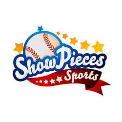 Baseball inspired Logo by rixlauren
