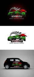 Garage Pro Autoworks Logo by rixlauren