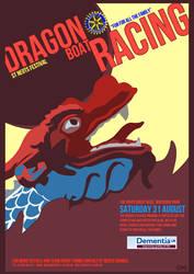 Dragon Boat Racing by reece3
