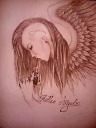 fallen angel by chery-blosom