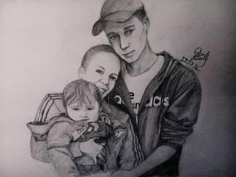 family portrait by chery-blosom