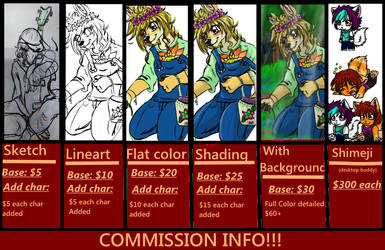 --commission Info-- by Ittermat