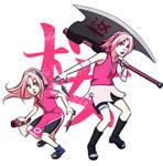 01 Pink by gabzillaz