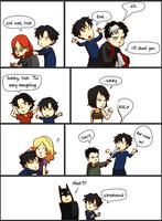 Dick Grayson wants a hug by gabzillaz