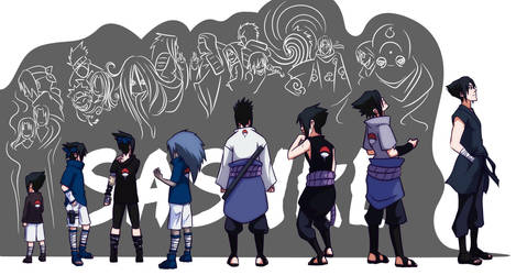 Sasuke by gabzillaz