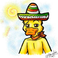 Patito Mexicano by vervex