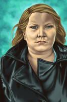Alina Portrait by vervex