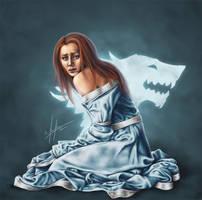 Sansa Stark by vervex