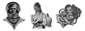 Brins d'Eternite - Illustrations by vervex
