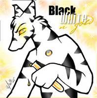 - Black, White n' Gold - by vervex