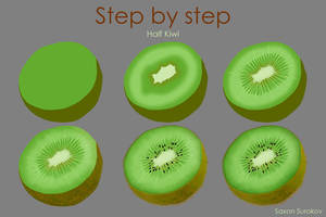 VIDEO - Kiwi Process by SaxonSurokov