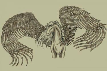 Pegasus by TheFinalLion