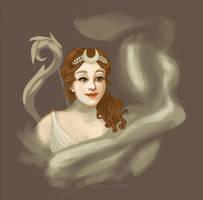 Diana by misellapuella