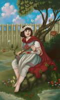 GW: Gwen by misellapuella