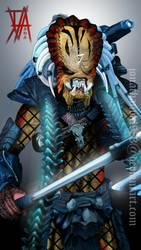 Clan Leader by jonathanva1983