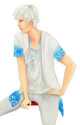 Sakata Gintoki by Quill1788