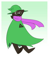 Marco-Ralsei by TheRoflCoptR