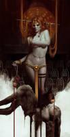 Inanna by Deharme