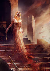 Helen of Troy by Deharme