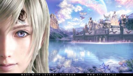 Fantasy kingdom by Atimoon